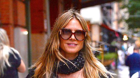 Heidi Klum: Liebeserklärung an einen anderen Mann!   Mode