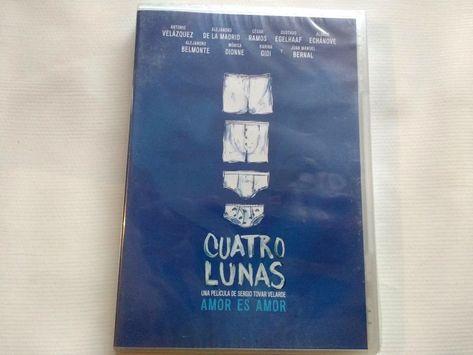 Dvd Cuatro Lunas Nuevo 79 Cuatro Lunas Titulo Original Cuatro Lunas Ano 2013 Duracion 110 Min Pais Mexico Direcci Dvd Peliculas Cine Titulos Originales