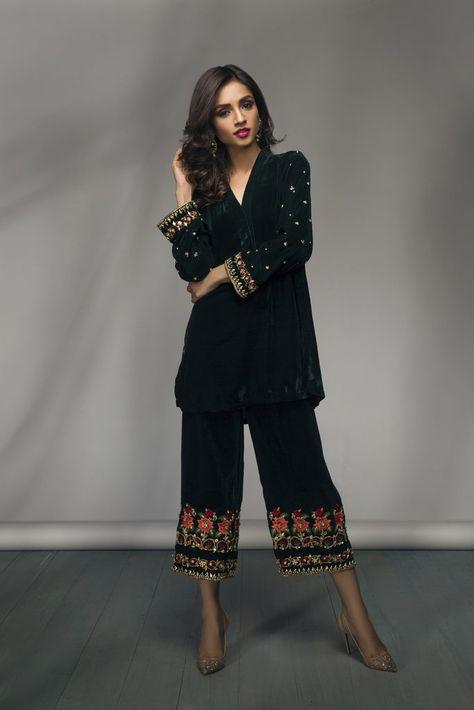 Trendy Trouser Designs 2019 In Pakistan