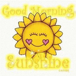 Good Morning Sunshine Coffee GIF - GoodMorningSunshine Sunshine Coffee - Discover & Share GIFs