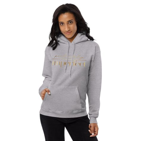Choose this unisex fleece hoodie and enjoy all it has to offer. It's soft, comfy, and can be easily styled with a pair of jeans and sneakers for a cozy, yet stylish look. • 50% cotton, 50% polyester (up to 5% recycled polyester, made from plastic bottles) • Fabric weight: 7.8 oz/y² (264.5 g/m²) • Patented low-pill, high-stitch density PrintPro® XP fleece • Cover-stitched armholes and waistband • Ribbed cuffs and waistband • Matching drawcords • Front pouch pocket • Blank product sourced from El