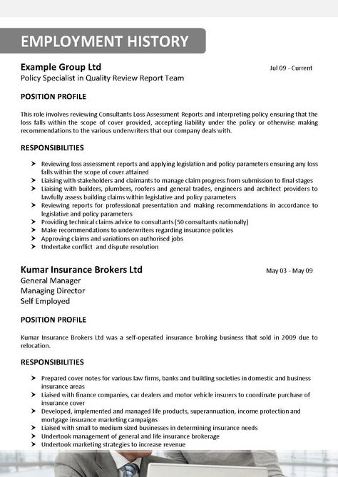 stock broker resume template insurance sample Home Design Idea - dragline operator sample resume