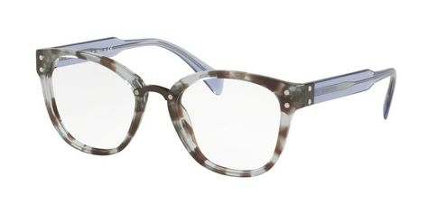 The Miu Miu CORE COLLECTION MU04QV Square Eyeglasses Woman Eyeglasses is another child of a brand that is synonymous with exceptional textiles, design, and fabricationÑa true icon in womenswear and now in eyeglasses. Miu Miu Miu Miu CORE COLLECTION MU04QV Square Eyeglasses Eyeglasses awaken the Miu Miu woman to a wardrobe full of color and innovative fabrics. The feel is casual with a subtle flair of sophistication. The Miu Miu Miu Miu CORE COLLECTION MU04QV Square Eyeglasses Eyeglasses compleme