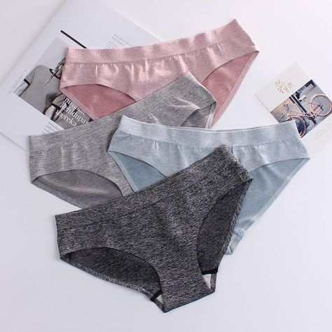 Refurbished Sexy ladies panties one-piece seamless cotton ice silk underwear female sense close-fitting elastic In under we've place toge. Cute Underwear, Cotton Underwear, Briefs Underwear, Calvin Klein Underwear Women, Military Ball Dresses, Women Lingerie, Ideias Fashion, Sexy Women, Cute Outfits