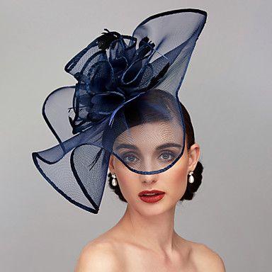 Black fascinator hat headpiece English black hat fascinator headband black mini hat Kentucky derby fascinato,mesh hat fascinator clip on