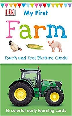 My First Touch And Feel Picture Cards Farm My 1st T F Picture Cards Dk 9781465468147 Amazon Com Books Picture Cards Farm Pictures Penguin Random House
