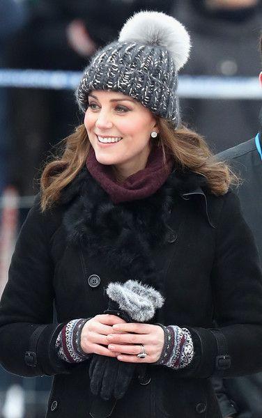 Kate Middleton Photos Photos: The Duke and Duchess of