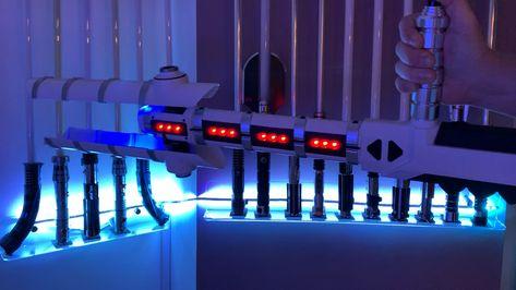 Star Wars Black Series Last Jedi FX Z6 RIOT CONTROL BATON PROP REPLICA IN STOCK