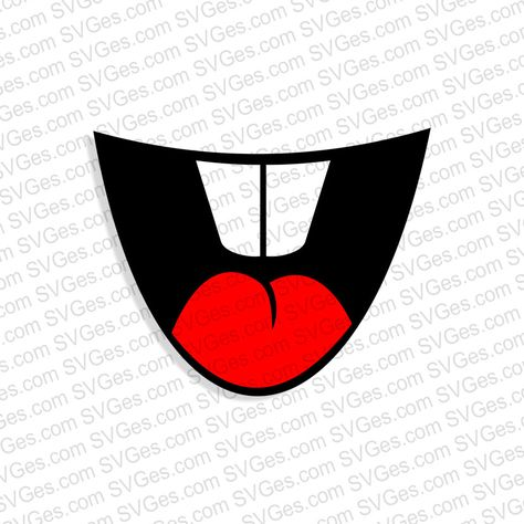 Mouth | Machine Embroidery designs and SVG files