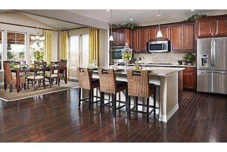 hemingway-den-kitchen detail | hemingway floor plan | richmond