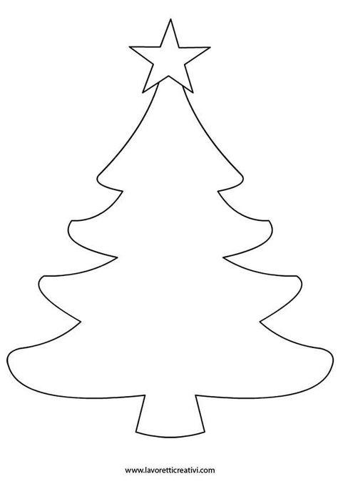 Resultado De Imagen De Dibujos Para Colorear De Arboles De Navidad