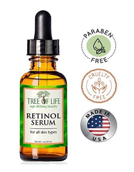 Tree Of Life Retinol Serum Reviews No 5 Best Selling Serum Beauty Over Fifty Best Anti Aging Serum Anti Aging Facial Serum Retinol Moisturizer