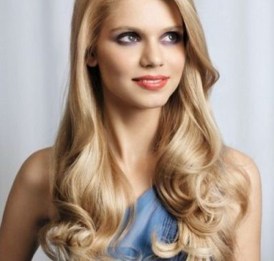 Prom Hairstyles Round Faces Long Hair