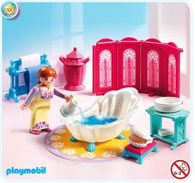 Baby-Erstausstattung - 6226 - PLAYMOBIL® Deutschland C - playmobil badezimmer 4285