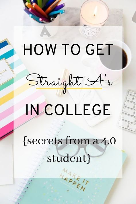 Top 5 Secrets on How To Make Dean's List Every Semester - Christina Bee