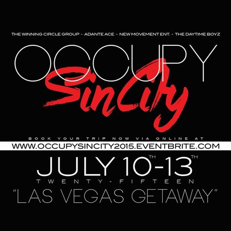Occcupy Sin City 2015 @ MGM Grand Las Vegas July 10-13 2015 « Bomb Parties – Club Events and Parties – NYC Nightlife Promotions