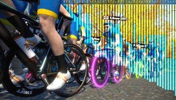 Zwift Speed Tests Frame Ranking Charts Tron Bike Road Bike Frames Fast Bikes