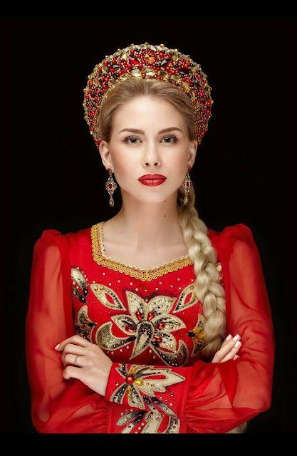 Russian beauty (by Boris Belokonov) Nice Women's Hair Styles Russian beauty (by Boris Belokonov) …