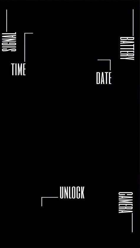 51 Ideas For Wall Paper Android Simple Dark In 2021 Lock Screen Wallpaper Android Iphone Lockscreen Moving Wallpaper Iphone