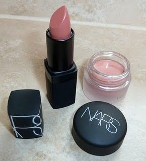 Nars lipstick - Dolce Vita, Nars lip lacquer - Chelsea Girls