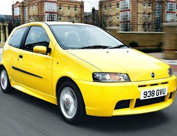 Fiat Punto Hgt Abarth Uk Spec 188 2001 03 Fiat Hgt Pictures