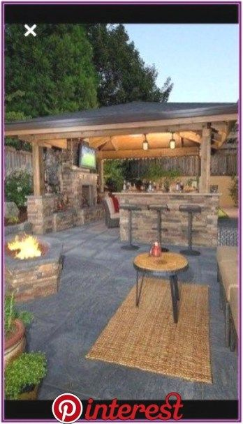Best Patio Design Ideas To Really Enjoy Your Outdoor 36 Luxury Outdoor Kitchen Backyard Patio Designs Backyard Patio