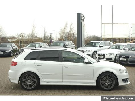 Used 2011 Audi S3 Sportback 20 T Fsi Quattro Black Edition For Sale
