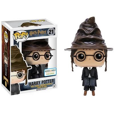 Figurine Harry Potter Hedwig Pop 10cm