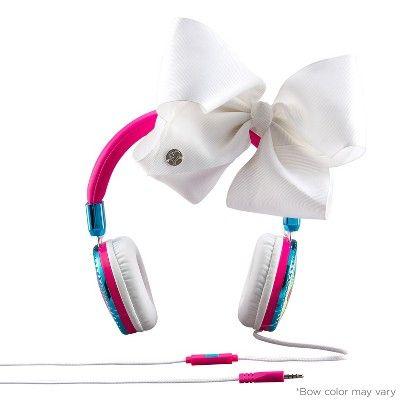 Nickelodeon JoJo Siwa Light Up Large Cheer Bow B-Day Girl Cupcake Purple NEW