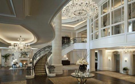 Die besten 25+ Luxus hotelzimmer Ideen auf Pinterest moderne