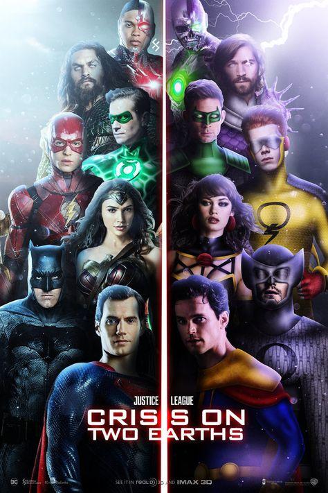 Justice League - Crisis on Two Earths by farrrou on DeviantArt