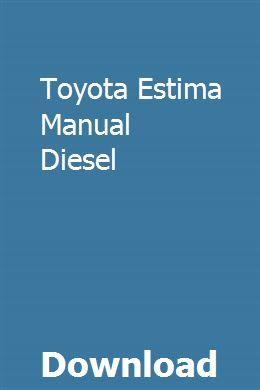 Toyota estima wiring diagram download | wiring schematic diagram.