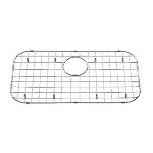 Keep Your Sink Looking Like New With A Stainless Steel Bottom Grid With Plastic Feet And Size Bumpers Thi Sink Grid Sink Accessories Kitchen Sink Accessories