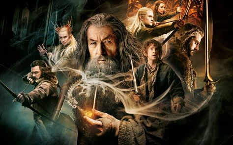 Film Review: 'The Hobbit - The Desolation of Smaug' — BollyBrit