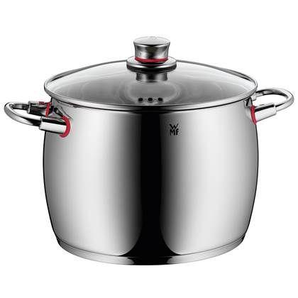 Wmf Quality One Soeppan O 24 Cm 8 9 L Kookgerei Keukenapparatuur En Vaatwassers