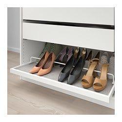 shoe drawer shoe shelves ikea komplement