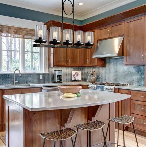 Brilliant Lnc Island Lights Adjustable Linear Black Finish Chandelier Home Remodeling Inspirations Cosmcuboardxyz