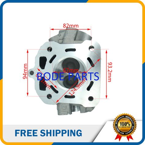 CG250 250cc Water cooling cylinder head for Zongshen Loncin