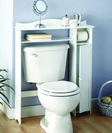 Superb Over The Toilet Storage At Bed Bath And Beyond For Your Home Over Toilet Storage Small Bathroom Storage Small Bathroom