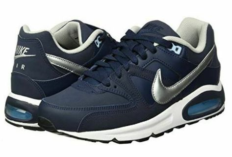 Nike Air Max Command Leather Mens Running Trainers 749760