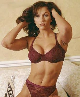 Something is. wcw kimberly page nude