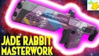 Destiny 2: THE JADE RABBIT MASTERWORK review - Is it worth