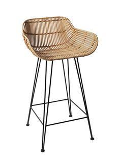 Brilliant Flat Rattan Counter Stool Natural Decorating Ideas In Ibusinesslaw Wood Chair Design Ideas Ibusinesslaworg