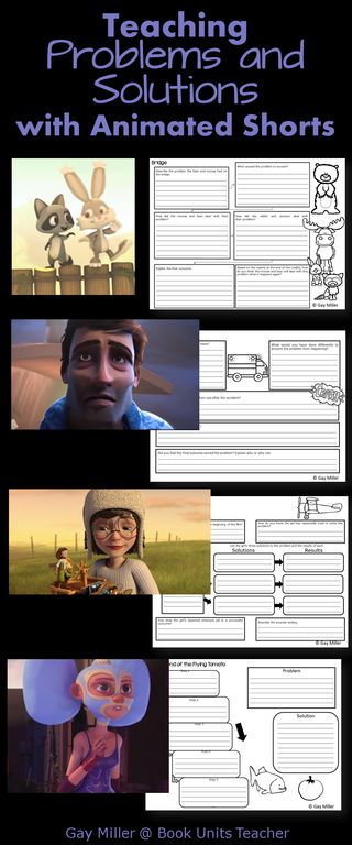 Teach Your Child to Read - Using Animated Shorts to Teach Problems and Solutions - Give Your Child a Head Start, and.Pave the Way for a Bright, Successful Future. Reading Strategies, Reading Activities, Reading Skills, Teaching Reading, Reading Comprehension, Writing Skills, Reading Classes, Reading Themes, Narrative Writing