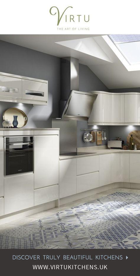 11 best Kitchen images on Pinterest | Contemporary unit kitchens ...