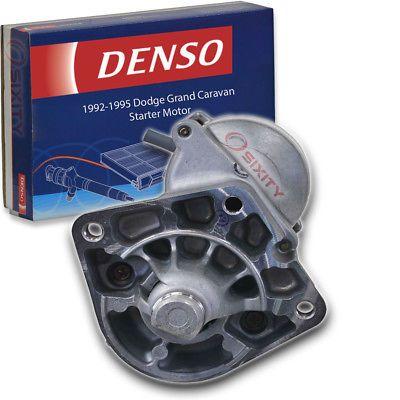 Details About Denso Starter Motor For Dodge Grand Caravan 3 0l V6