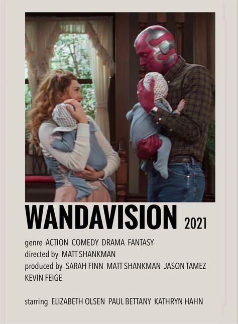Wandavision by Millie