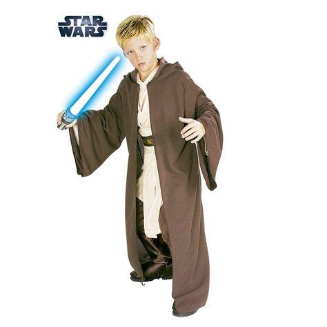 Disfraz Jedi Star Wars Infantil - Comprar Online (Miles de Fiestas) 0a5b407a1de