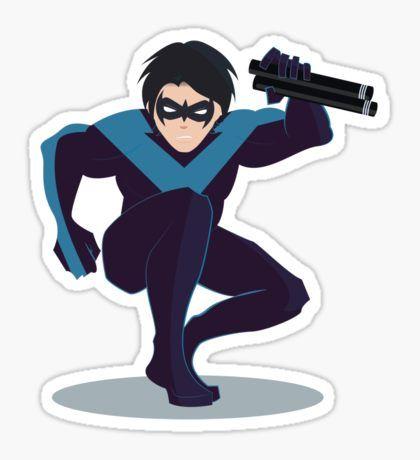 Damian wayne stickers damian wayne