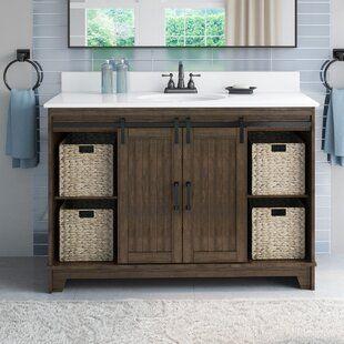 Millwood Pines Sia 36 Single Bathroom Vanity Set Wayfair 2020